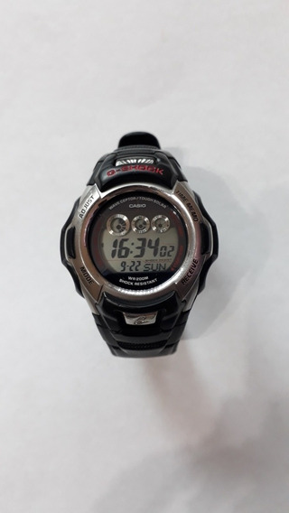 Casio G-shock Gw500a Tough Solar - Usado