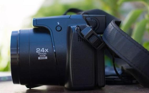 Câmera Semi Profissional Nikon P90
