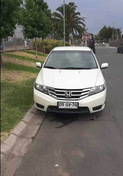 Honda City 1.5 Lx Auto En Buen Estado