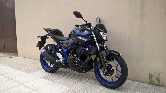 Yamaha Mt 03 Excelente Estado Solo En Brm !!!