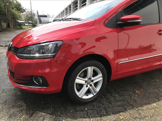 Volkswagen Fox Fox Highline 1.6 I Motion