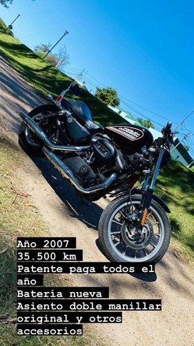Harley Davison  Sporter 883 R