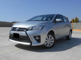 Toyota Yaris 1.5 5p S At Cvt 2017 Plata