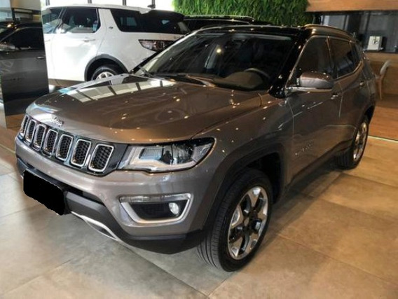 Carro Jeep compass2.0 16v Diesel Limited 4x4 Aut. {cod0022}