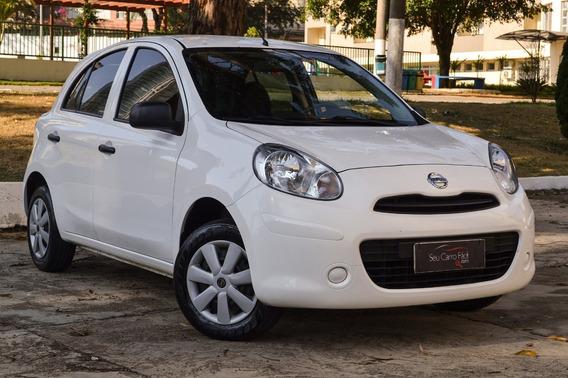 Nissan March 1.0 - Único Dono - Completo - 2015