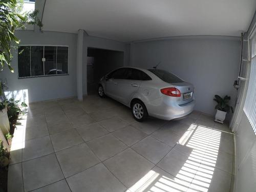Casa À Venda, 152 M² Por R$ 420.000,00 - Jardim Boer I - Americana/sp - Ca0955