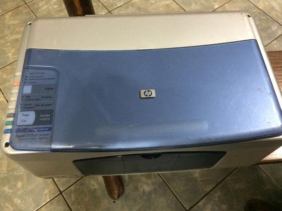 Impressora Hp Psc 1315 All In One Usada