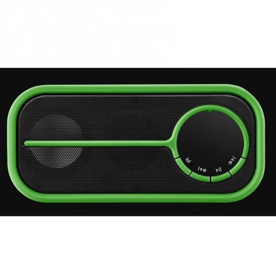 Caixa De Som Portátil Bluetooth, Sd, Fm, Usb 10w Pulse