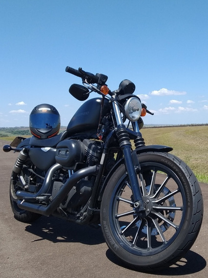 Harley-davidson Iron 883 N (oportunidade!)