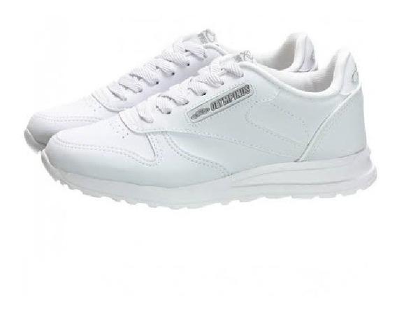 Tenis Branco Olympikus Jogging - 100/107