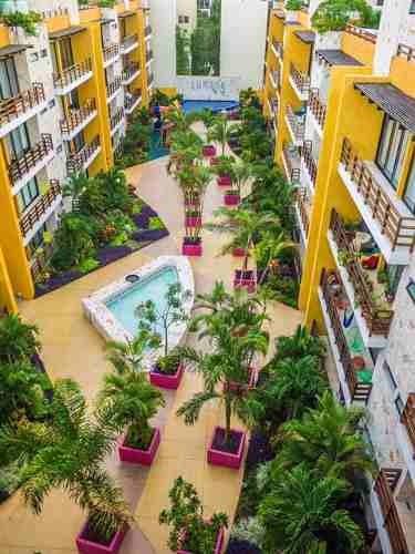 Penthouse Condo Lunada Playa Del Carmen Inversión Reestrena