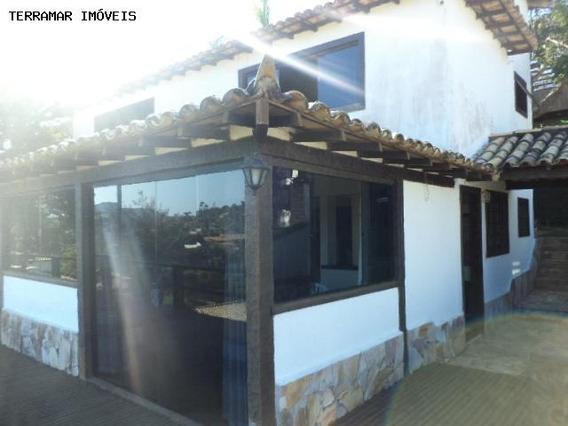 Casa Em Condomínio Para Venda Em Armação Dos Búzios, Geribá, 3 Dormitórios, 2 Suítes, 3 Banheiros, 1 Vaga - Cc 188