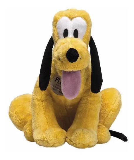 Pelúcia Pluto Friends Original Disney Store 35cm Fun Mickey