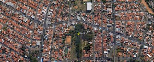 Área À Venda, 8494 M² Por R$ 5.290.000,00 - Vila Real - Hortolândia/sp - Ar0347