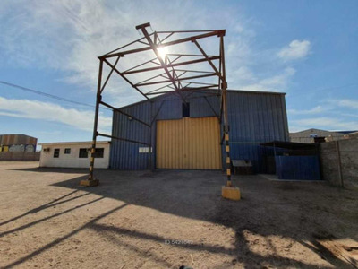 Galpon Industrial, Sector La Negra
