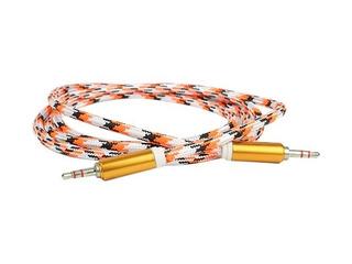 Cable Auxiliar Nailon Reforzado 1.40 M Flexible