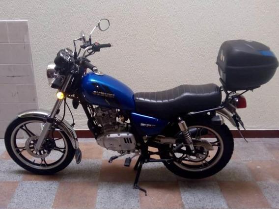 Suzuki Gn125 Nova