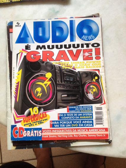 Revista Áudio News Ed 55 Jun 96
