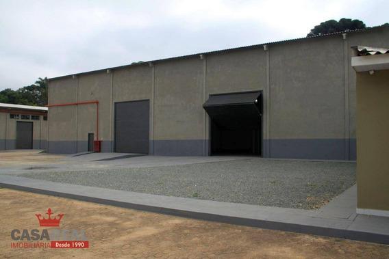Barracão/galpão Cidade Industrial - Ba0007
