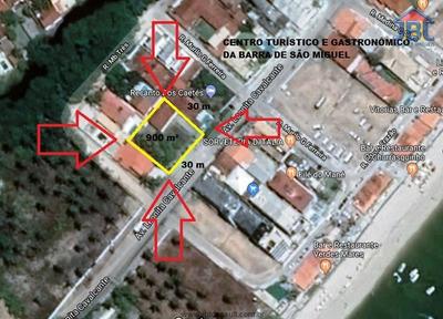 Áreas Comerciais À Venda Em Barra De São Miguel/al - Compre O Seu Áreas Comerciais Aqui! - 1414421