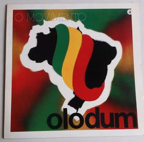 Lp Olodum O Movimento - 1993