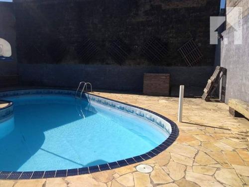 Casa Com 4 Dormitórios À Venda - Jardim Bandeiras - Jundiaí/sp - Ca0762