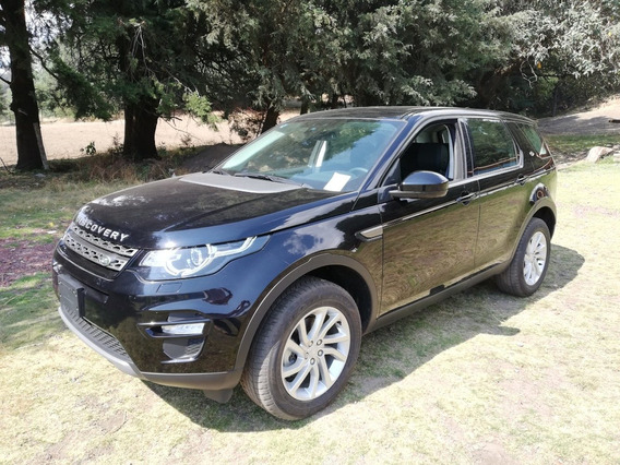 Land Rover Discovery Sport 2.0 Se At 2018