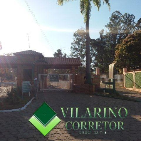 Dois Lotes Juntos Condomínio Fechado Monte Verde - 2043v