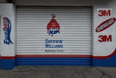 Tienda De Pinturas Automotivas Sherwin Williams