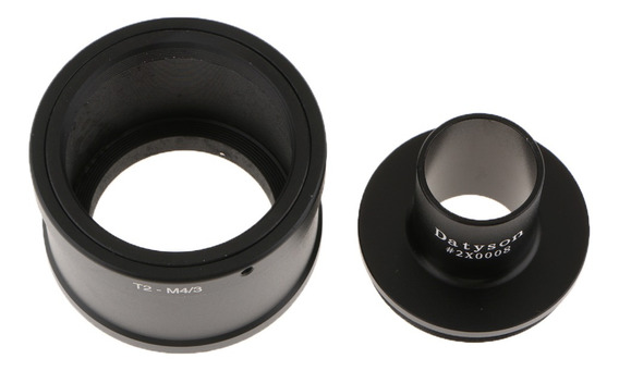 T T2 Anel Para Olympus Panasonic Micro 4/3 Lente Da Câmera +