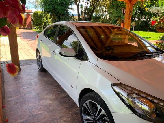 Kia Cerato Pro Ex Blanco 2016