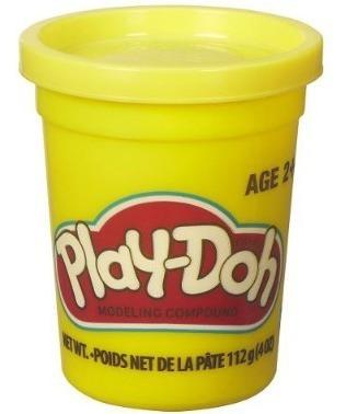 Pote Massinha Play-doh - Amarela Hasbro