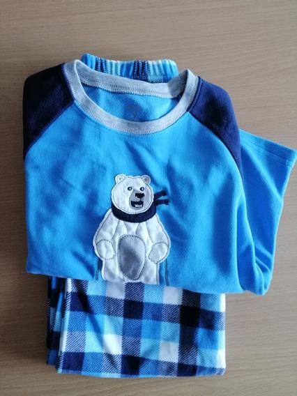 Pijama De Tela Polar Carter