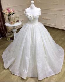 Vestido De Novia Blanco A4