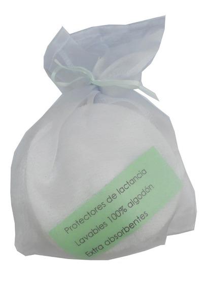 Protectores De Lactancia Reusables (paquete De 6)