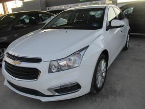 Chevrolet Cruze Ltz, Turbo, Aut, 4 Cil, Color Blanco, 2016
