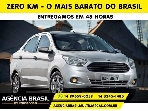 Ford Ka + Sedan 1.5 16v 4p Se Flex 2020
