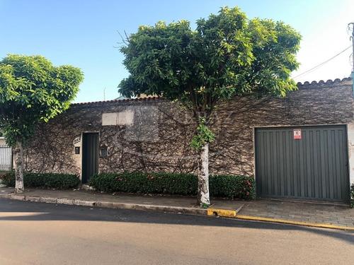 Casa Comercial Para Venda No Boulevard / Jd Sumare, Na Altino Arantes, 3 Dormitorios 2 Suites, 4 Vagas Em 234 M2 De Area Total - Ca01594 - 68911759