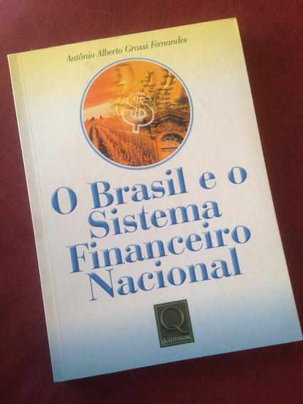 Livro Brasil E Sistema Financeiro Nacional - A. Fernandes