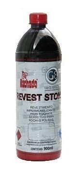 Tok Resinado Revest Stone Machado 900ml Mármore Granito