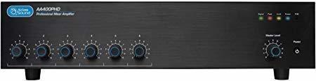 Amplificador Atlas Sound 400w 6 Entradas Mixer Amplificado ®