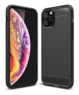 Capinha iPhone 11 E Case Fibra De Carbono