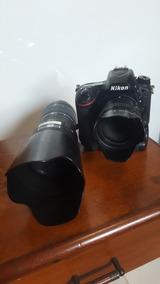 Nikon D750 Full Frame + 80-200mm F2.8 Ed + 50mm F1.8g