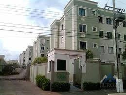 Imagem 1 de 9 de Apartamento À Venda, 46 M² Por R$ 140.000,00 - Parque Jamaica - Londrina/pr - Ap0893