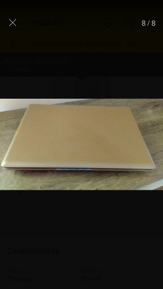 Notebook Sti (semp Toshiba)- Edição Especial Salmão