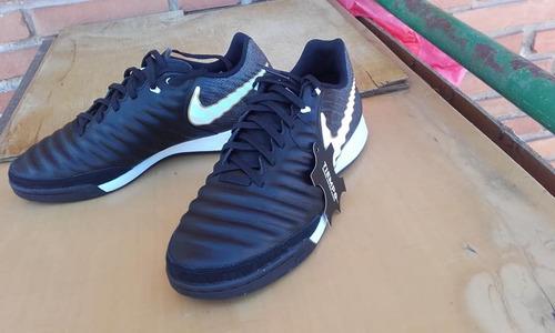 Menagerry atraer río  Zapatos Nike Tiempo, Fútbol Sala 9 / 42.5 / 27 Cm - U$S 75,00 en Mercado  Libre