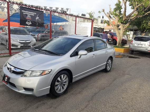 Honda Civic, Un Solo Dueño, Interiores Como Nuevos