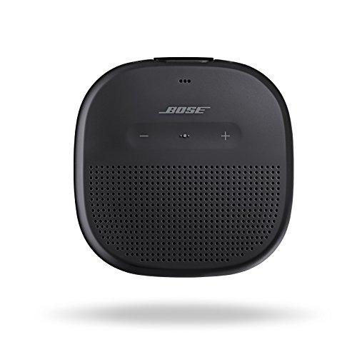 Bose Soundlink Micro Parlante Bluetooth Ipx7 Negro