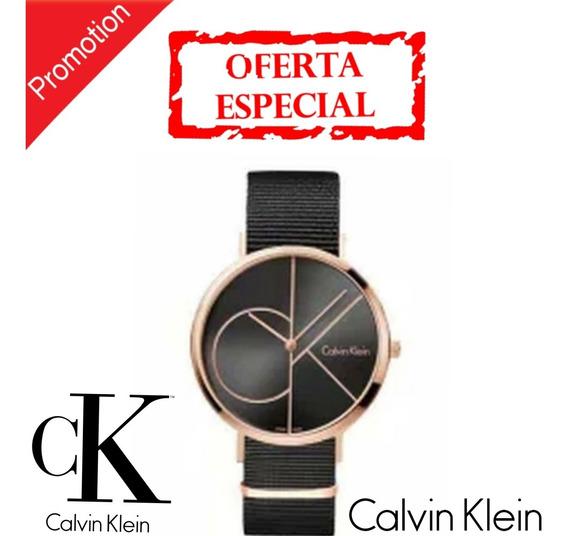 Relógio Da Calvin Klein Unissex