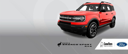 Ford Bronco 1.5 Big Bend 2021 Casa Toro Er.